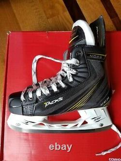 CCM Tacks 4052 SKJ40 Ice Hockey Skates NIB SR 6.5 D New