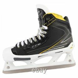 CCM Tacks 6092 Goalie Skates Size Senior, Ice Hockey