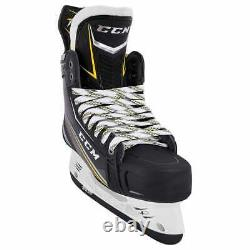 CCM Tacks 9090 Senior Ice Hockey Skates, 9.5 size