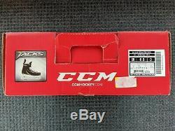 CCM Tacks Ice Hockey Skates size Senior Size 6.5 D