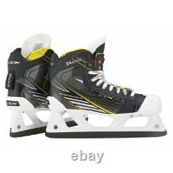 CCM Tacks Senior Ice Hockey Goalie Skates
