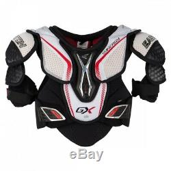 Easton Synergy GX Shoulder Pads Size Senior, Pro Ice Hockey Shoulder Protector