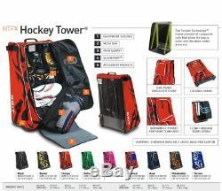 Ice Hockey Bag Grit Htfx Hockey Tower Senior 36'
