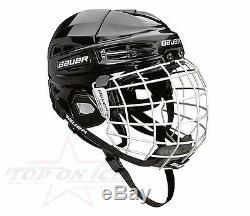 Ice Hockey Helmet Bauer Ims 5.0 Senior Combo