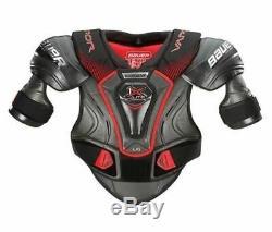 Ice Hockey Shoulder pads Bauer Vapor S18 1X LITE Senior L Eishockey Schulters