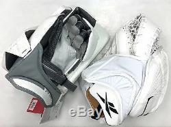 MISMATCH SPECIAL New ice hockey goalie senior blocker catcher glove warrior FR