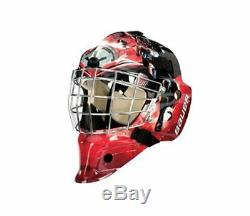 Mask Bauer Nme 3 Star Wars Darth Vader Senior Goalie Goalie Ice Hockey