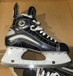 Mission ice hockey skates size 10