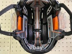 NEW Black CCM FITLITE 3DS Senior Pro Ice Hockey Player Helmet Adult Mens Large L