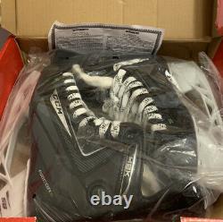 NEW CCM Ribcor 42K Senior Hockey Skate Rib Pro Pump Ice Size 8.5 D