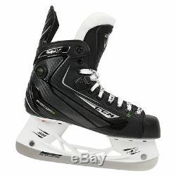 NEW! CCM Ribcor 44K Black PUMP LE Ice Hockey Skates Size Senior 10D