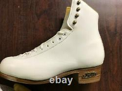 NEW! SP Teri Super Teri CL boot only figure ice skates size 6D $624 retail