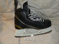 New Bauer Supreme One60 Senior Ice hockey skates11 D