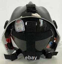 New CCM 1.5 Senior Goalie mask black ice hockey goal helmet Small/Medium/Large