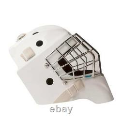 New CCM GFL Pro Senior Ice Hockey Goalie Face Mask Senior Small Black helmet SR