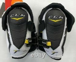 New CCM Tacks Pro Stock NHL elbow pad Large senior size Sr ice hockey pads D30