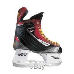 New CCM U+ Crazy Light Alex Ovechkin Ovi 8 hockey skates sz 11 senior ice U CL
