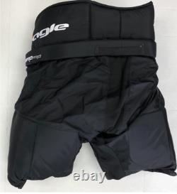 New Eagle Aero Pro Senior Ice Hockey Pants Black size 48 Mens Small SR S pant