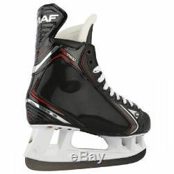 New Graf PK4400 PeakSpeed senior size 8.5 E wide skates men's Sr EE W ice hockey