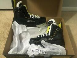 New In Box Bauer Senior Supreme S27 Ice Hockey Skates Size 8.0D