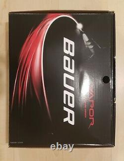 New-In-Box Bauer Vapor 1X 9.5D Ice Hockey Skates Senior