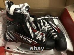 New In Box CCM JetSpeed Senior FT460 Ice Hockey Skates Size 10D