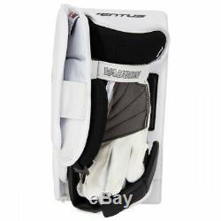 New Vaughn SLR Pro goalie blocker/glove full right Sr. Senior ice hockey Ventus