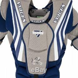New Vaughn SLR Pro goalie chest/arm protector Sr Small senior ice hockey Ventus