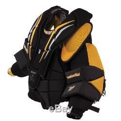 New Vaughn V7 XF Pro Senior XL ice hockey goalie chest and arm protector SR
