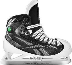 Reebok 20K PUMP Goalie Skates Size Senior, Ice Hockey