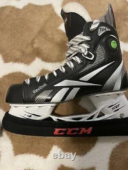 Reebok RBK 11K Pump Pro Ice Hockey Skates withblade protector NEW