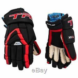 TRUE XCore 5 S18 Senior Ice Hockey Gloves, Inline Hockey Gloves