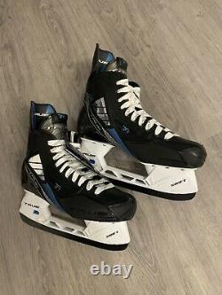 True TF9 Ice Hockey Skates Sr Size 9.5R
