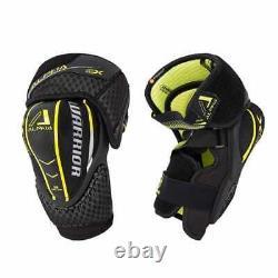 WARRIOR Alpha QX Elbow Pads Size Senior, Professional Ice Hockey Elbow Protector