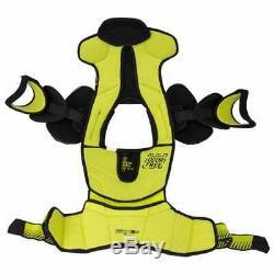 Warrior Alpha QX Senior Ice Hockey Shoulder Pads L, S, XS QXSPSR7