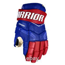 Warrior Covert QRE Pro Senior Ice Hockey Gloves Various Colors/Sizes (NEW)
