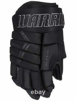 Warrior DX SE Senior BLACK Ice Hockey Gloves