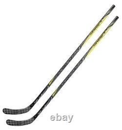 2 Pack Bauer Supreme 1s Saison 2017 Hockey Sur Glace Sticks Senior Flex