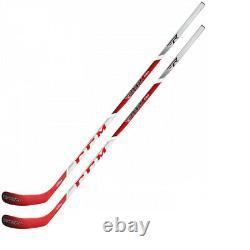 2 Pack CCM Rbz 280 Bâtons De Hockey Sur Glace Flex Senior