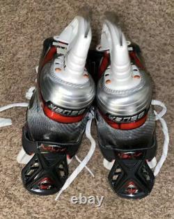 2020 Bauer Vapor Pro 2x Hockey Sur Glace Senior Taille 9.0 Patins D Nouveau Sharpened Adulte