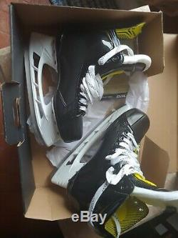 Bauer 1052955 Principal Suprême S29 Hockey Sur Glace Pédalos, Taille 6.0 Ee 7,5 Eur 40,5
