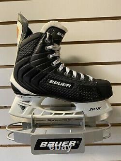Bauer Flexlite 3.0 Gardien De But Senior Adulte De Hockey Sur Glace Patin Taille 8d. Nouveau Avec La Boîte