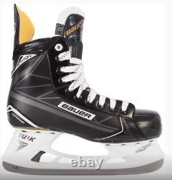 Bauer Hockey Skates Taille 8.5d Supreme S170 Senior Ice Skate