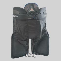Bauer Nexus 1 N Pantalon Velcro Pantalon Principal De Hockey Sur Glace
