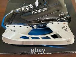 Bauer Nexus 2n Patins Senior De Hockey Sur Glace. Taille 10 D. Marque Neuve En Boîte