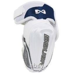 Bauer Nexus 8000 Elbow Pads Taille Senior, Protecteur De Coude De Hockey Sur Glace