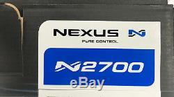 Bauer Nexus N2700 Principal De Hockey Sur Glace Sr Taille 9 Patins Ee Nouveau Dans La Boîte