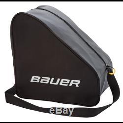 Bauer Ns Hockey Sur Glace Junior Sac Skates Principal En Option, Lame À Outils Garde