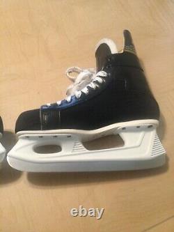Bauer Professionnel 95 Hommes Hockey Patins Patins Patinage Sur Glace Sports Récréatifs Athlétiques