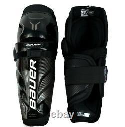 Bauer S20 Pro Séries Senior Hockey Sur Glace Shin Guards